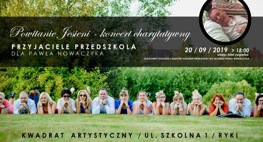 Zaproszenie, Przyjaciele Przedszkola Pawła Nowaczyka - zdjęcie, fotografia