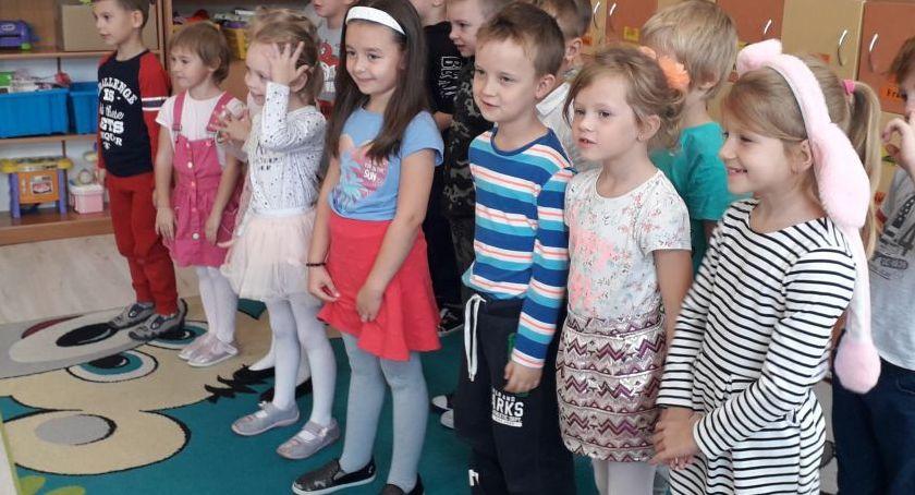 Szkoły, Przedszkola, Dęblin Maluchy świętowały Dzień Przedszkolaka - zdjęcie, fotografia