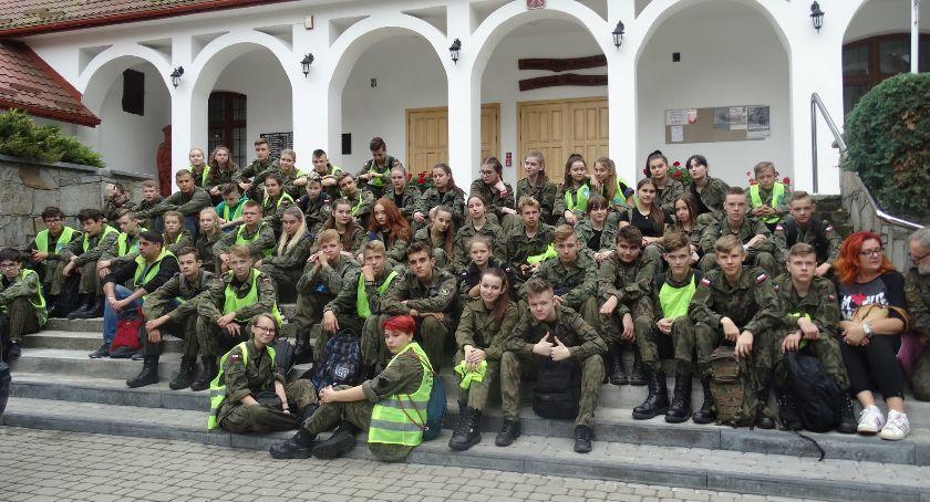 Szkoły średnie, Śladami ostatniej bitwy generała Kleeberga - zdjęcie, fotografia