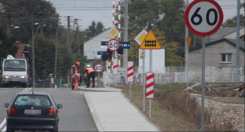 Interwencje, terenie zabudowanym Drogowcy wyjaśniają - zdjęcie, fotografia