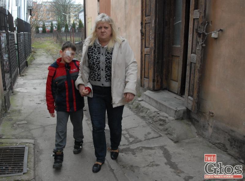 Pożary, Rodzina Lekarka obejrzała dziecka Odeszliśmy kwitkiem - zdjęcie, fotografia