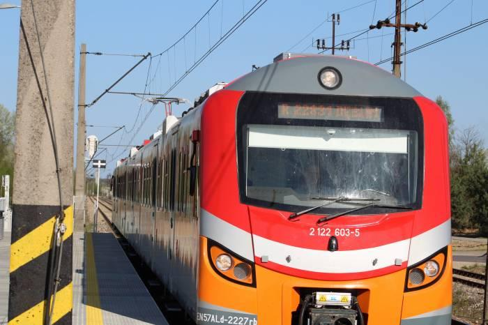 Inwestycje, Radomia jeżdżą pociągi - zdjęcie, fotografia