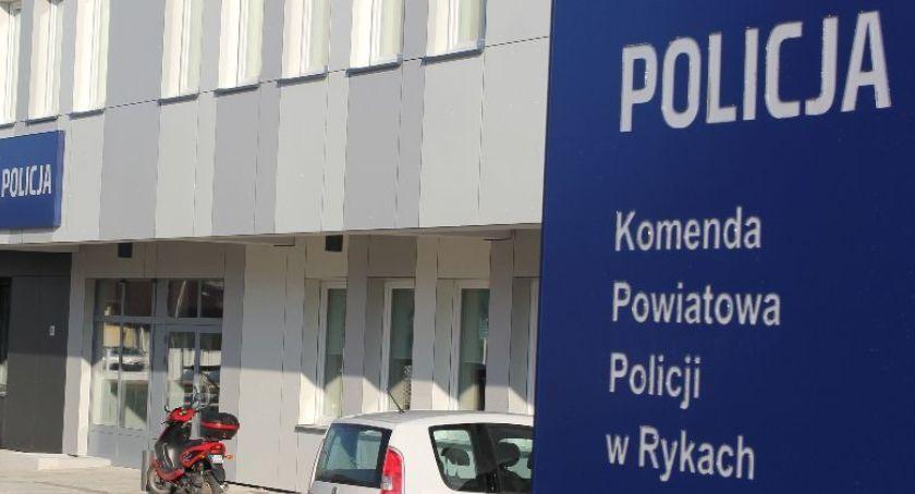 Policja, Uwaga Złodzieje budowie - zdjęcie, fotografia