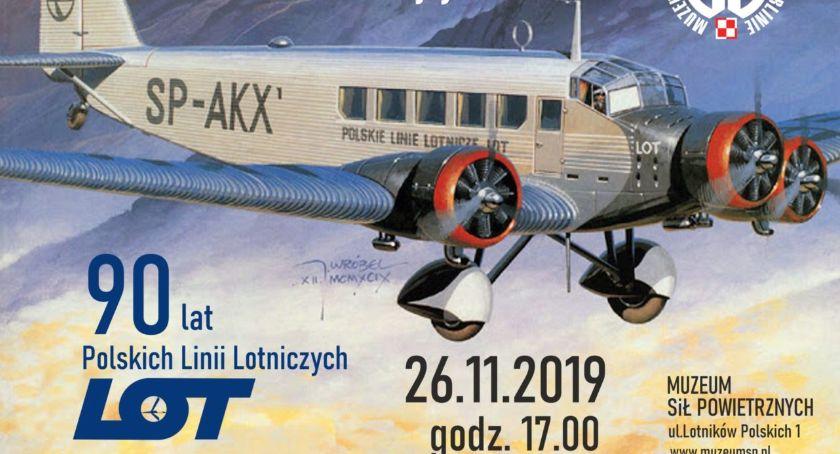 Archiwum, Polskich Linii Lotniczych - zdjęcie, fotografia