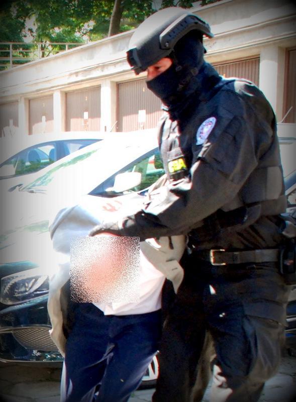 Policja, Zatrzymania Mieszkaniec usłyszał zarzuty - zdjęcie, fotografia