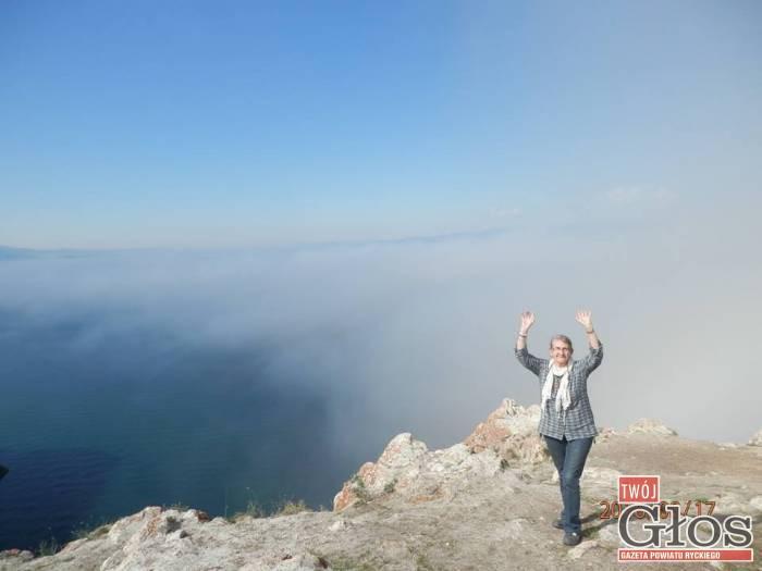 Turystyka, Hanna Dąbrowska Błękitnym okiem Syberii - zdjęcie, fotografia