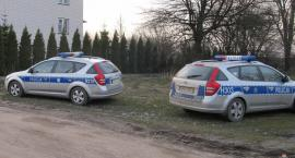 Tajemnicza akcja policji w Brzezinach