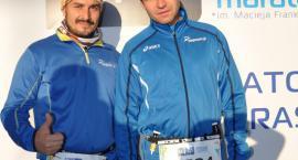 Kamil w Koronie Maratonów