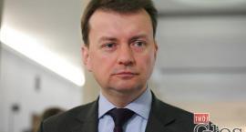 Sprawa posterunku policji trafi do ministra Błaszaczka