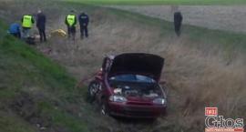55-letni kierowca zginął na przejeździe kolejowym