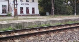 Pijany nastolatek wpadł pod pociąg