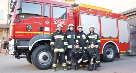 Ochotnicy z Ryk mają nowy wóz strażacki