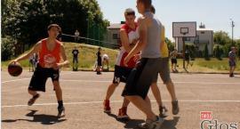Turniej koszykówki ulicznej na Jarmołówce