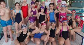 Rodzinne pływanie w Rykach