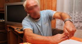 70-latek oskarża kolejnego policjanta o pobicie