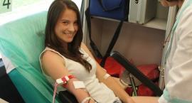 Dęblinianie oddali ponad 20 litrów krwi
