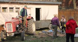 Świetlica w Moszczance odzyskuje blask