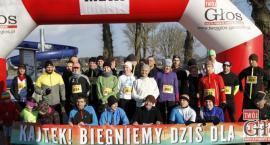 Wybiegali dla Kajtka ponad 4 tys. zł