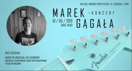 Koncert Marka Gągały
