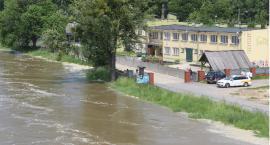 Alarm powodziowy w Dęblinie i Stężycy. Stany przekroczone o 43 cm