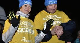 Paulina i Sławek biegli przez dobę