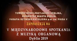 W mieście Orląt znów rozbrzmi muzyka organowa
