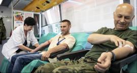 9 litrów krwi oddali studenci i pracownicy Lotniczej Akademii Wojskowej