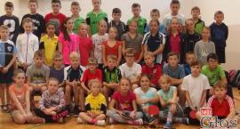 Podstawówki i gimnazja wyłoniły najlepszych tenisistów