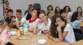 Uczniowie z Hiszpanii odwiedzili rówieśników w Rykach