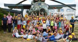 Dzieci poznawały historię lotnictwa i budowały swój samolot