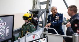 Wojskowi z Pakistanu odwiedzili Szkołę Orląt