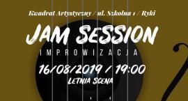 Jam Session na letniej scenie Kwadratu