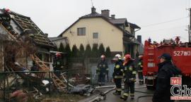 55-latek zginął w pożarze