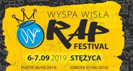Czołówka polskiego hip hopu w Stężycy. Wyspa Wisła Rap Festival rusza 6 września
