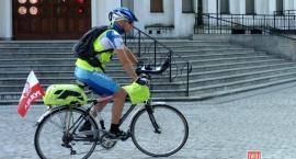 Z Dęblina na Nordkapp, rowerem