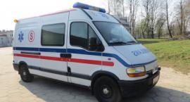 Ryki - można kupić ambulans