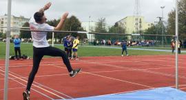 Powiatową Ligę Lekkoatletyczną zdominowali uczniowie z Miasta Orląt