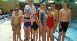 Dobry występ ryckich pływaków w Radzyniu