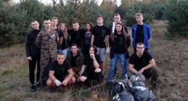 Weronika Iwanek z ZS w Sobieszynie wie jak dbać o środowisko