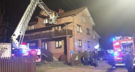 Pożar w Kłoczewie. 20 tys. zł strat