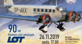 90 lat Polskich Linii Lotniczych LOT