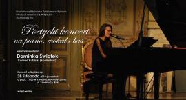 Poetycki koncert na piano, wokal i bas