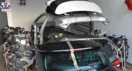 Ryki - Policjanci odnaleźli skradzione części samochodowe