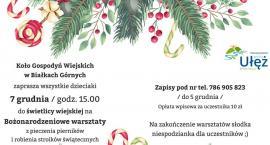 Bożonarodzeniowe warsztaty