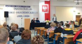 191 studentów rozpoczęło studia w Rykach