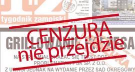 Cenzura nie przejdzie! Publikujemy zakazane teksty Tygodnika Zamojskiego. W geście solidarności
