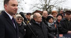 Andrzej Duda w Rykach: Polska potrzebuje odbudowy gospodarczej