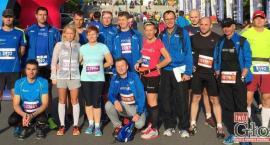 Biegusie w największym maratonie w Polsce