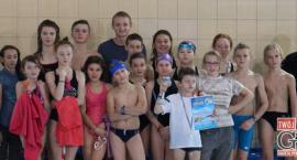 Pierwsze medale Aqua Ryki