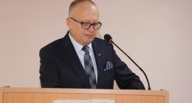 Dariusz Szczygielski nowym starostą. Dariusz Cenkiel zastępcą